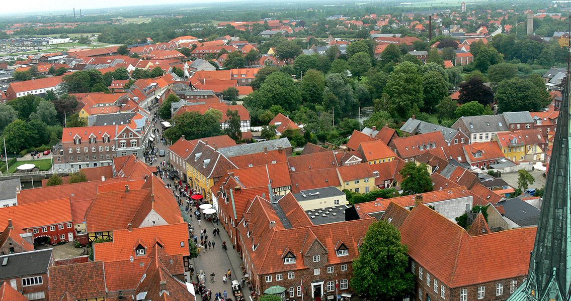 Ancient Pitcher Discovered in Historic Danish City