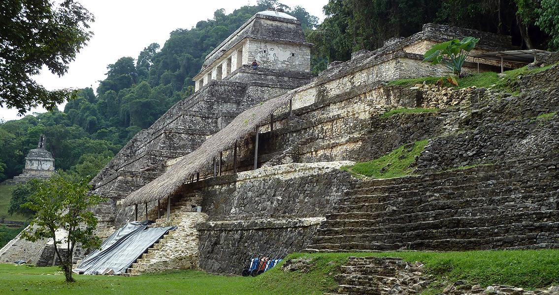 Hieroglyphs on Ancient Maya Sarcophagus Deciphered