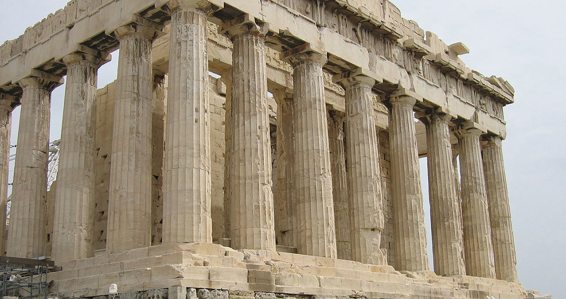 Was the Parthenon Athens' Treasury?