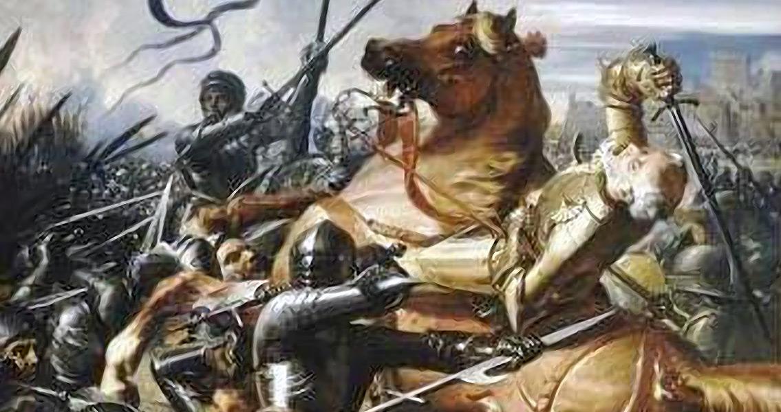 Battle of Castillon Ends Hundred Years' War