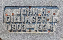 Dillinger Killed in Chicago