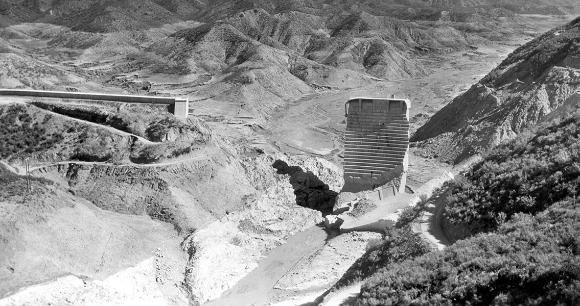 Footage of St. Francis Dam Disaster Found