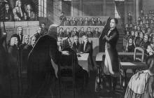 Robert Emmet Leads the 1803 Irish Uprising
