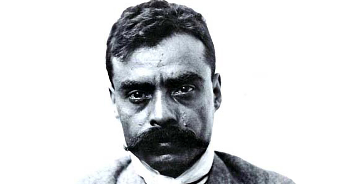 Emiliano Zapata Born in Anenecuilco