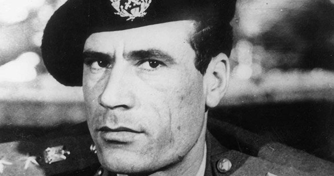 Gaddafi Seizes Power in Libya