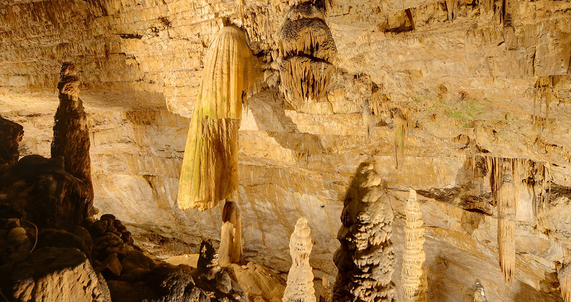 China Cave Reveals Social Impact of Climate Change