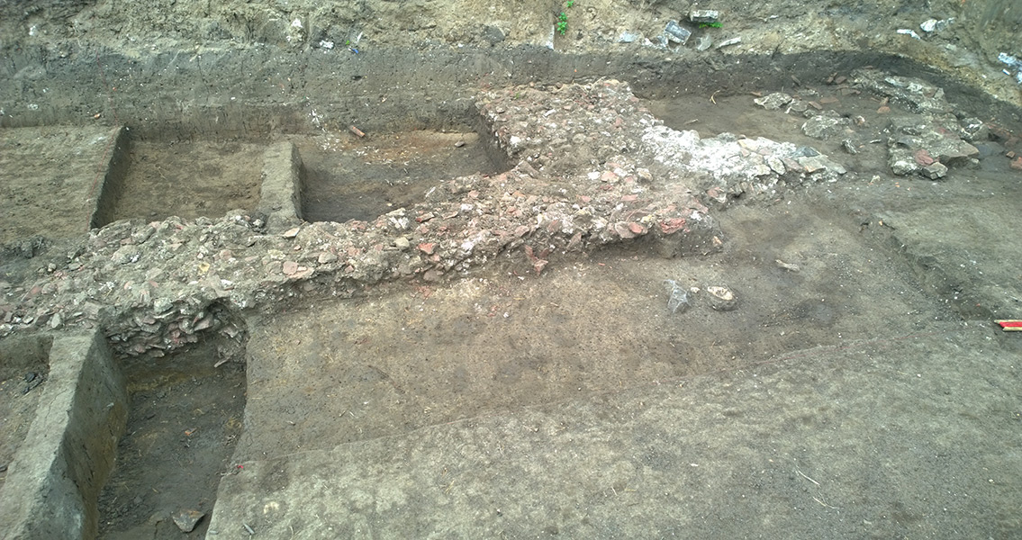 Clear Evidence of Roman Village Discovered in Germany