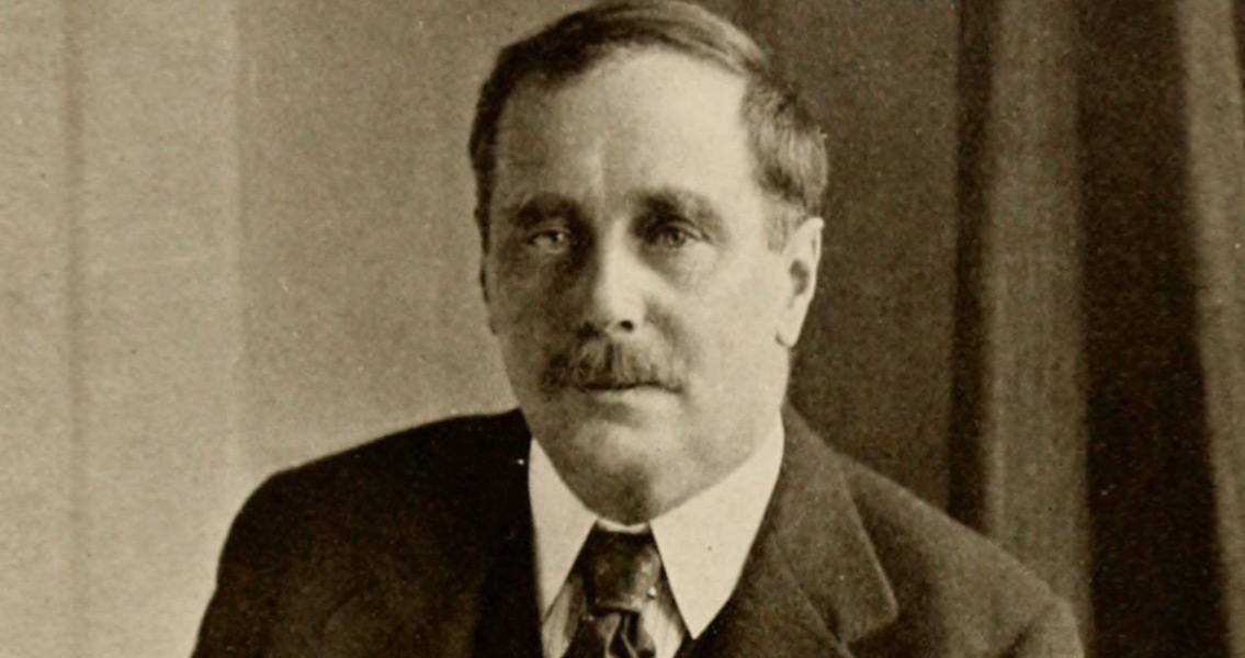 H.G. Wells - Novels Between Fact and Fiction