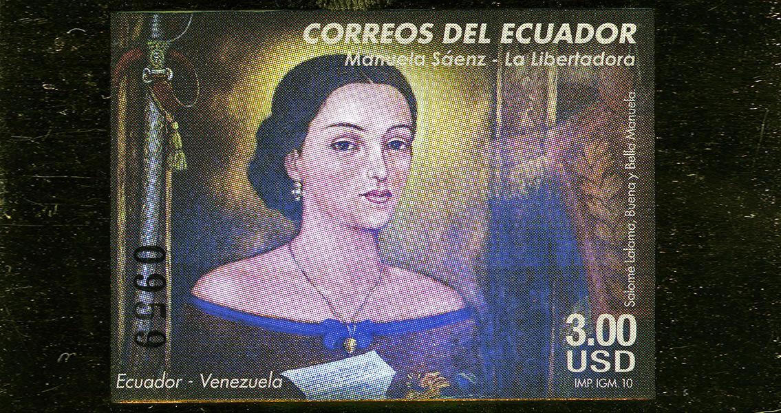 Mistress Saves Bolivar From Assassination