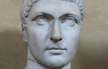Constantine Receives Divine Vision