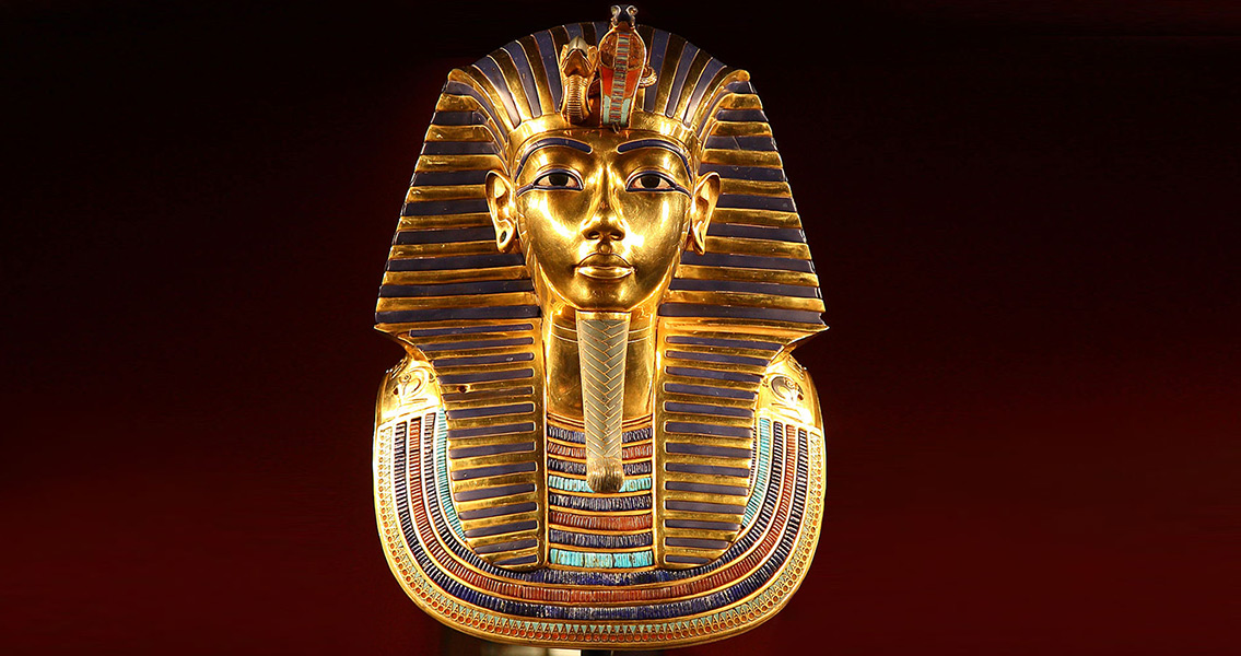 Tutankhamun's Mask May Have Been Nefertiti's Initially