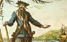 Blackbeard Killed on the High Seas