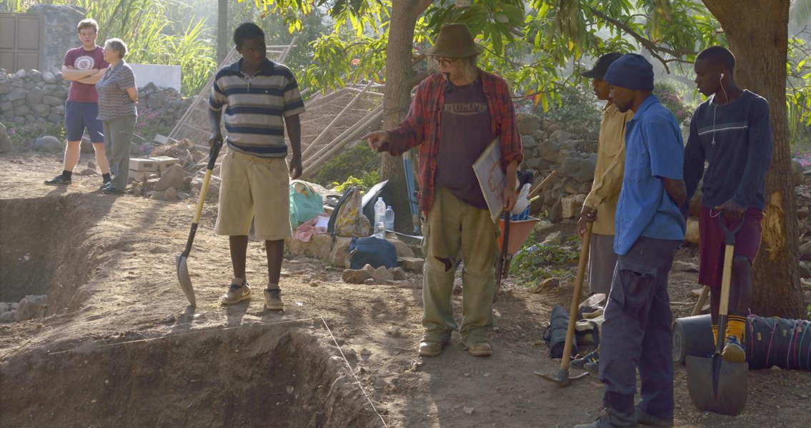 Oldest Church Unearthed From the Heart of the Slave Trade