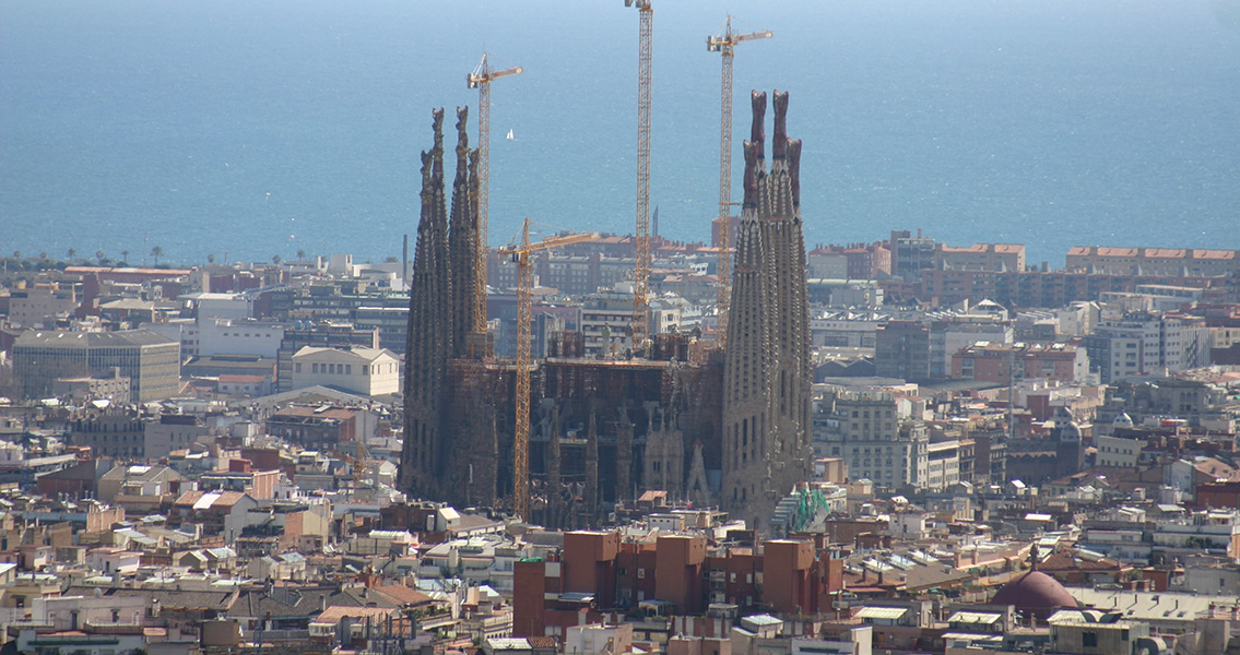 Gaudi Cathedral Nearing Completion After 133 Years