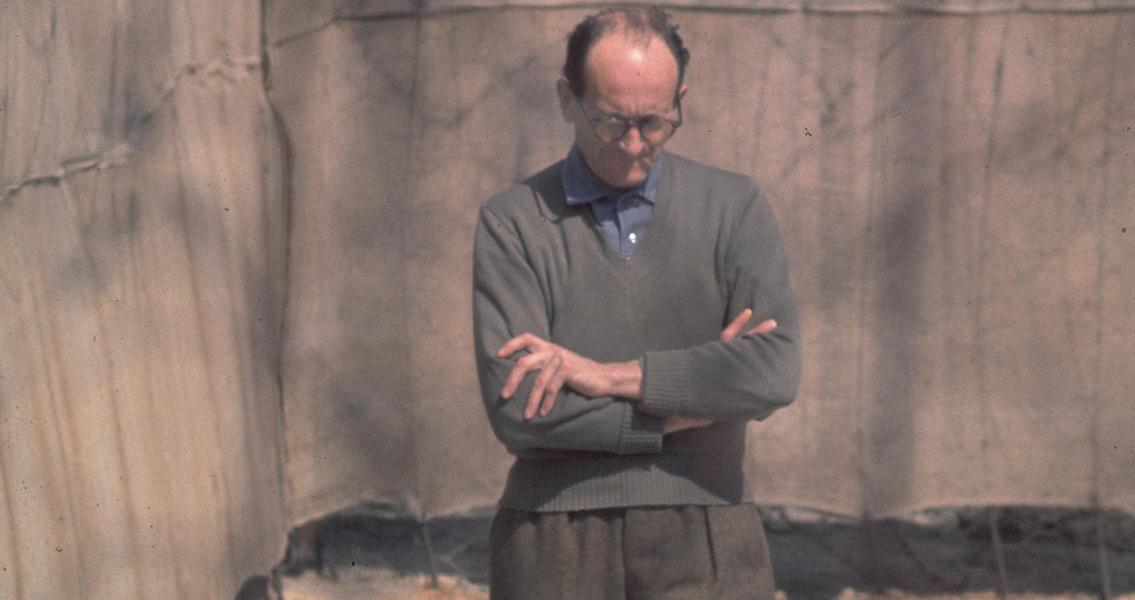 """cotkin and arendt on adolf eichmann Bibliografía y material audiovisual anterior up cotkin, george """"hannah arendt und der prozeβ gegen adolf eichmann"""", en arendt, hannah."""