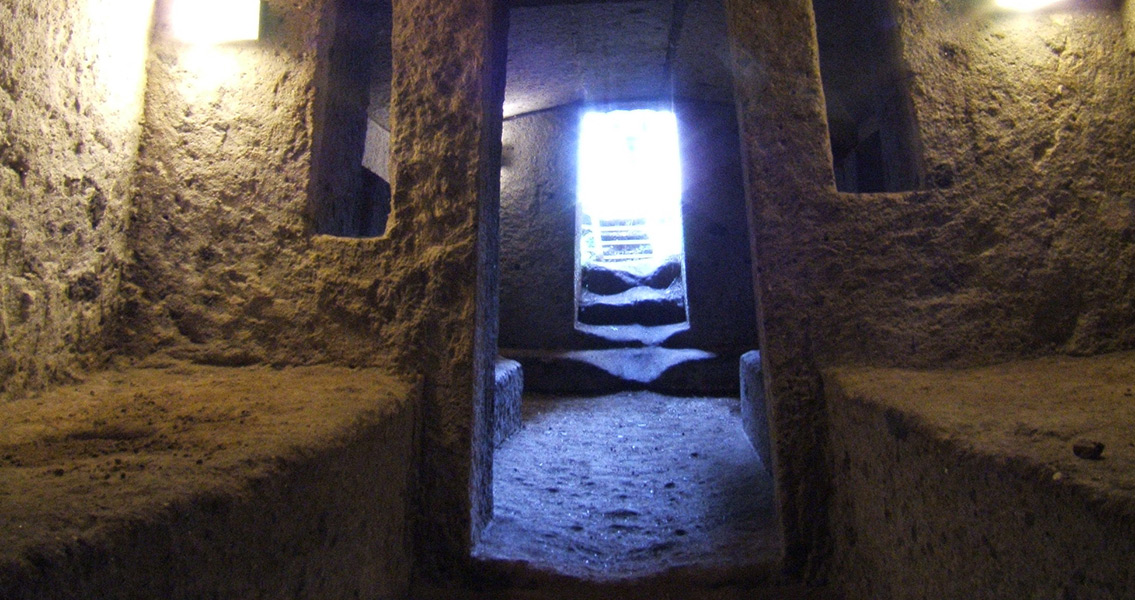Undisturbed Etruscan Tomb Discovered in Italy