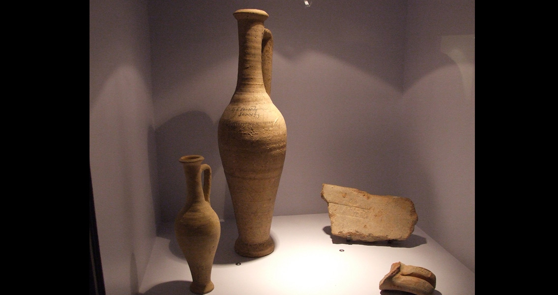 Jars for Fish Sauce Found on Roman Shipwreck