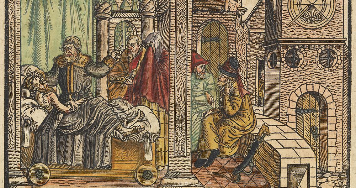 Impression of King Hezekiah's Seal Found in Jerusalem