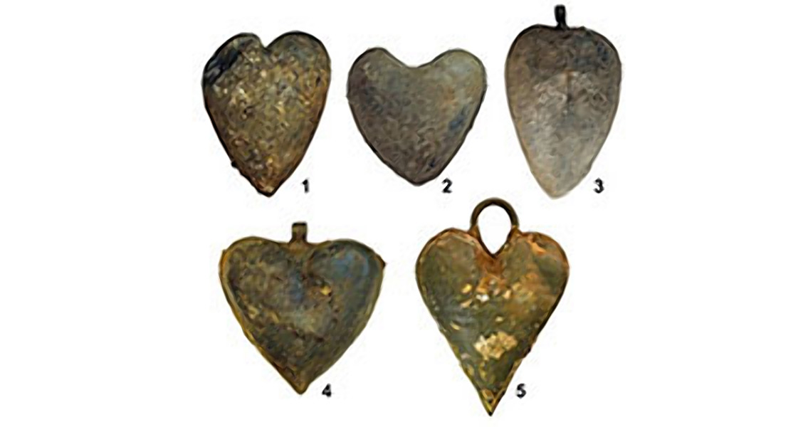 Embalmed Human Hearts Discovered Under Convent