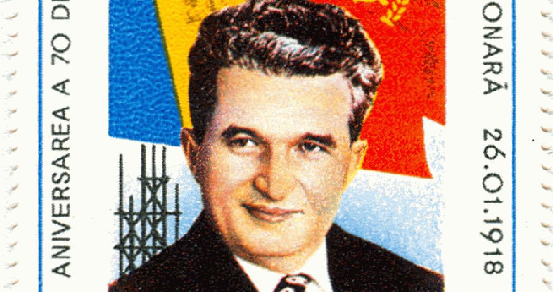Ceausescu Regime Ends in Bloody Revolution