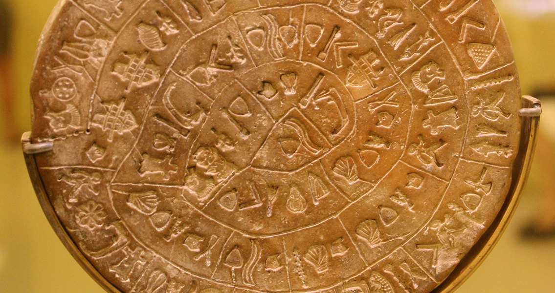 Mystery of the Phaistos Disk Reportedly Solved