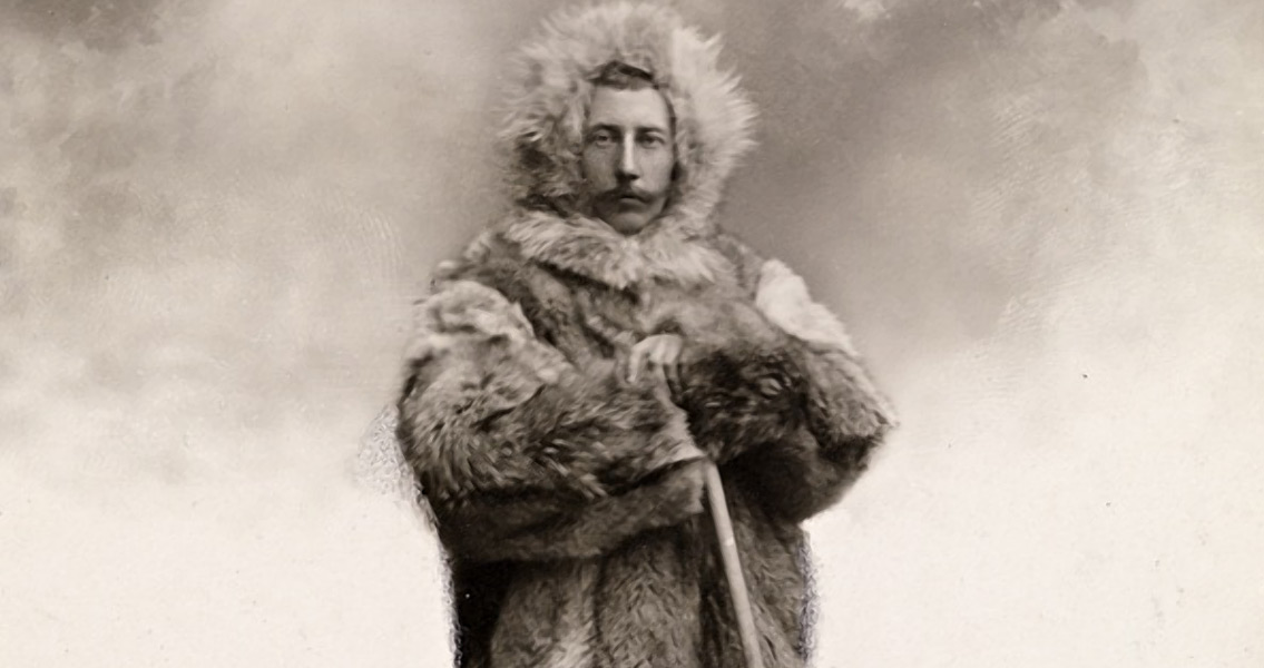 Amundsen Wins the Race to the South Pole