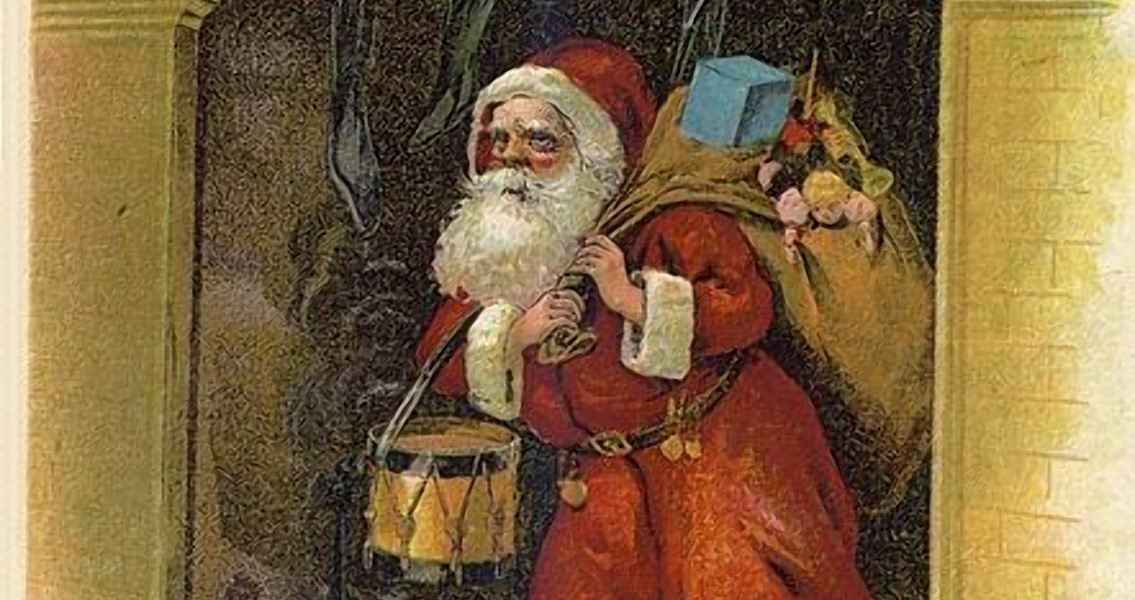 From Turkey to Coca Cola - The History of Santa Claus
