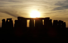 Rocks of Stonehenge Moved by Glaciers Says New Study