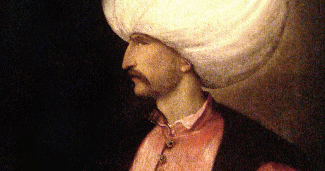 The Tomb of Suleiman The Magnificent's Heart Found