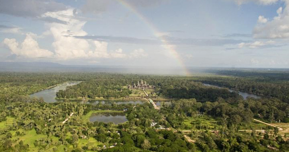 Angkor Wat Larger, More Complex than Previously Thought