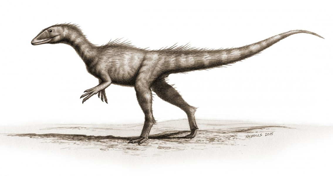 New Species of Jurassic Dinosaur Discovered in Wales