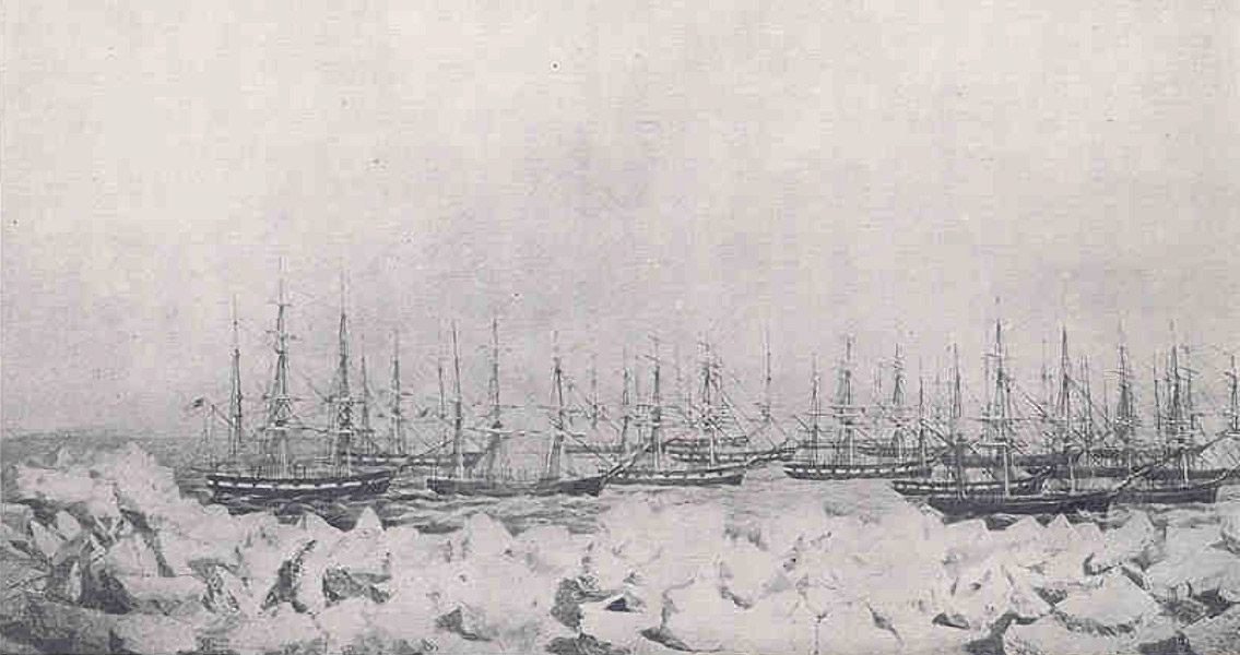 Shipwrecks from the Whaling Disaster of 1871 Found