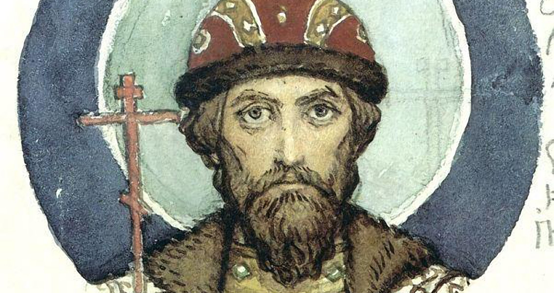 Cathedral Inscription Names Murderers of Russian Prince