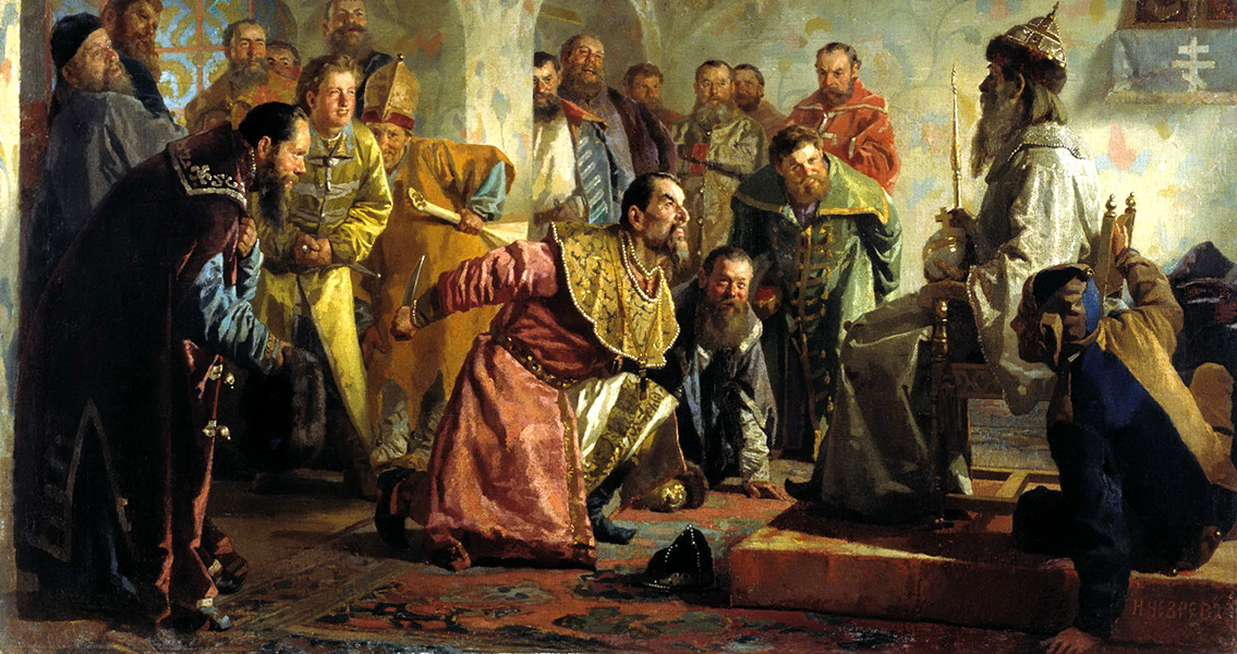 Arsenal from Ivan the Terrible Era Discovered in Russia