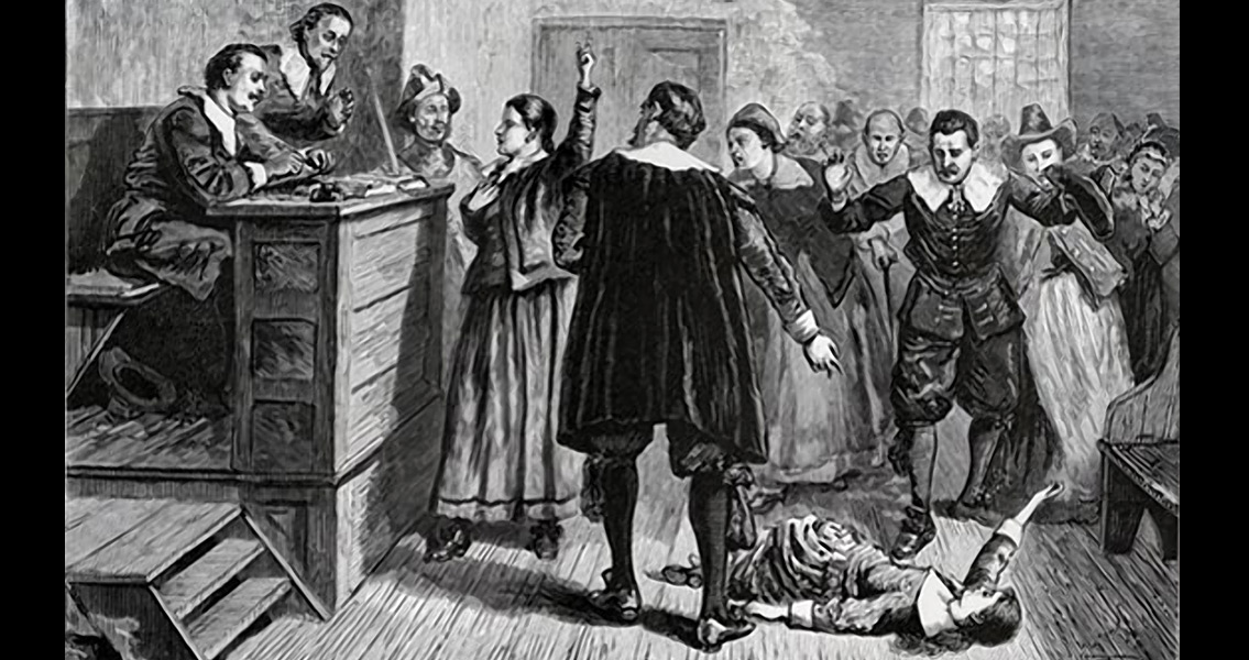 Salem Repents For Witch-Trials