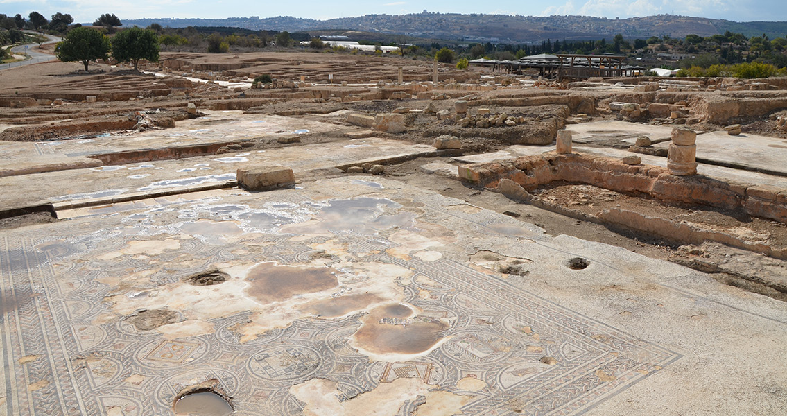 """Stones in Galilee Could Mark Ancient Rabbis """"Forever"""""""