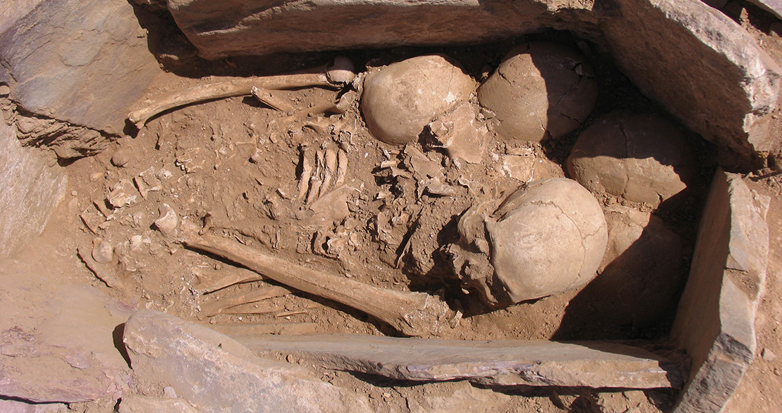 Archaeologists Discover a Neolithic Burial Ritual Like No Other