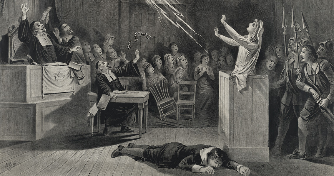 An Inauspicious Execution Location for Witch Trial Victims