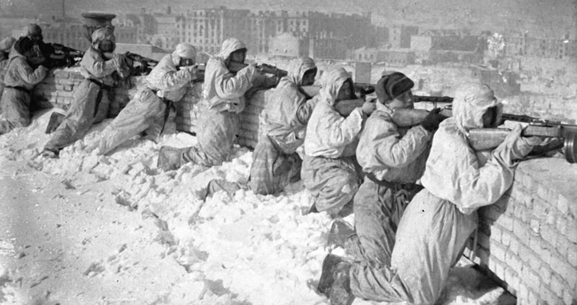 Brutal Battle of Stalingrad Comes to an End