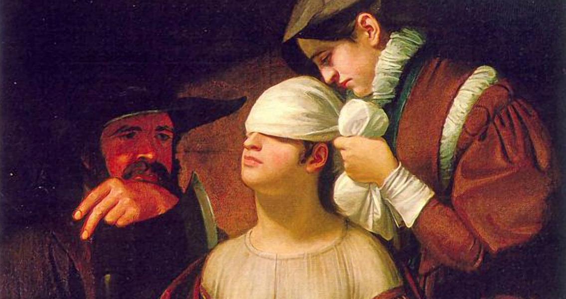 Teenage Queen Beheaded - Lady Jane Grey's Death