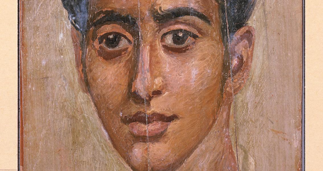 Non-Invasive Techniques Offer Clues About Mummy Portraits