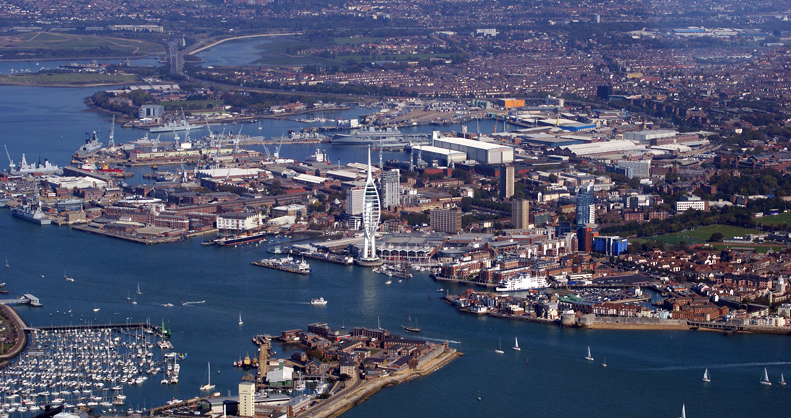 Portsmouth Harbour Dredging Yields Iron Cannon