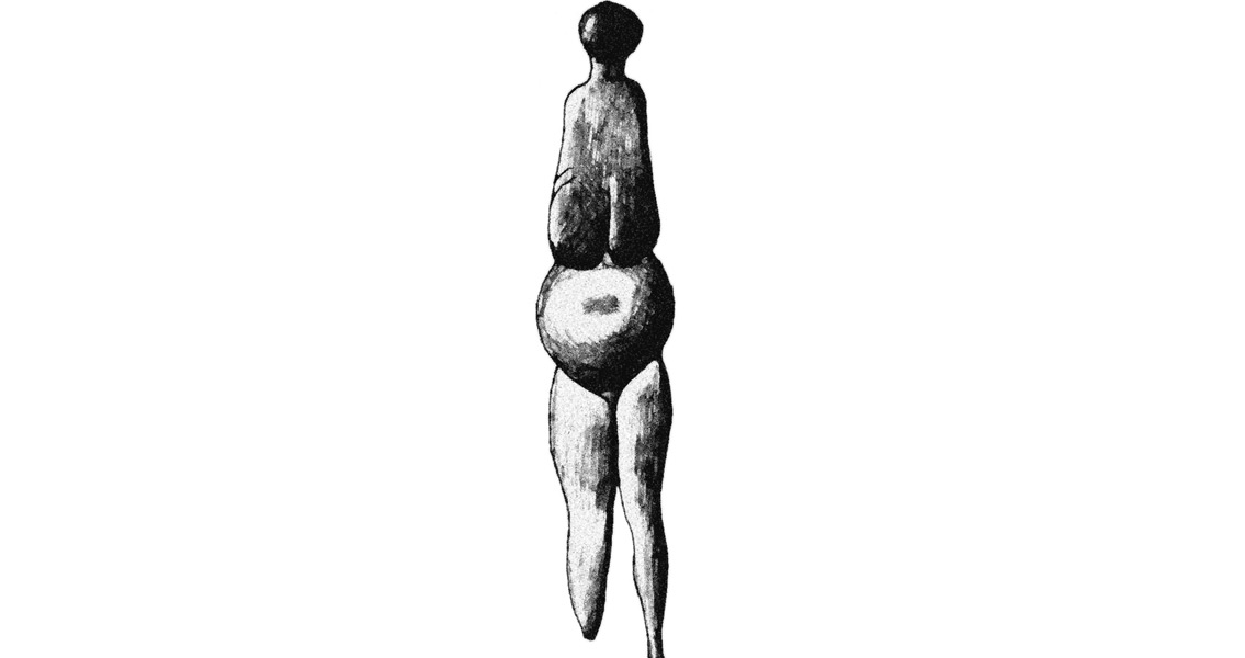 Venus of Mal'ta Statuettes More Human Than Godly
