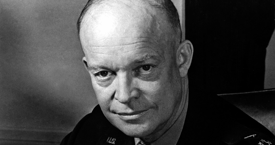 Anniversary of Eisenhower's Death