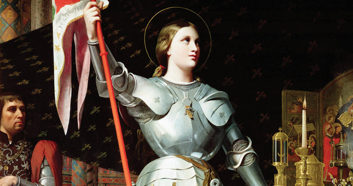 A Ring Worn by Joan of Arc Returns to France