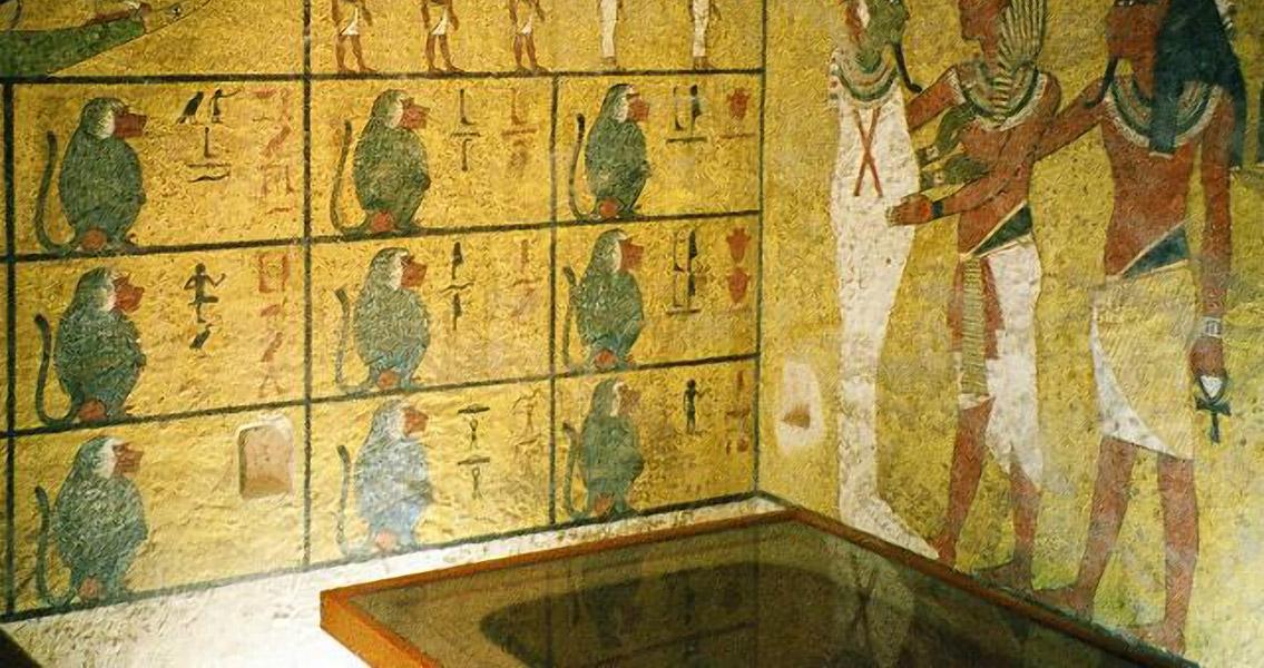Taken to the Grave – King Tut's Secret Chamber Confirmed