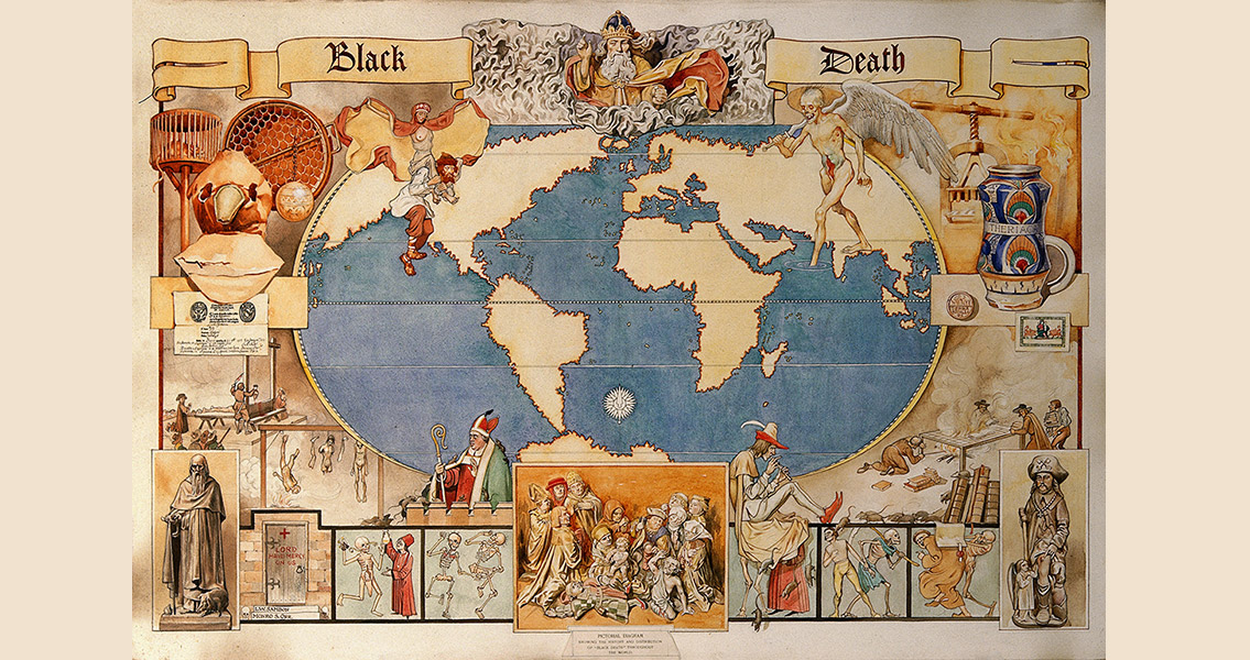 Astrology, Antisemitism and Other Answers for The Plague