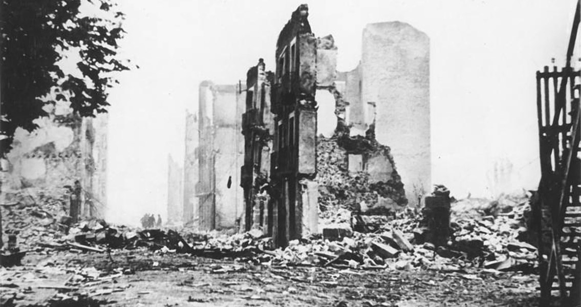 Anniversary of the Bombing of Guernica