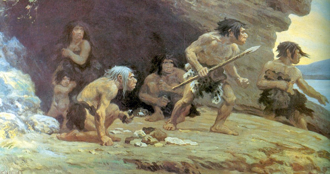 Did Neanderthals Get Herpes and Other Diseases From Humans?