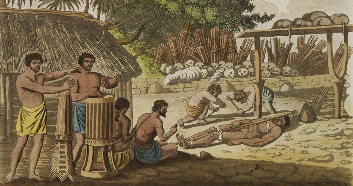New Study Looks at the Politics of Human Sacrifice